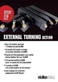 Neway External Turning